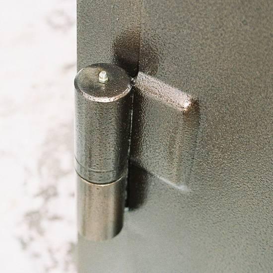 Как приварить петли на гаражные ворота правильно