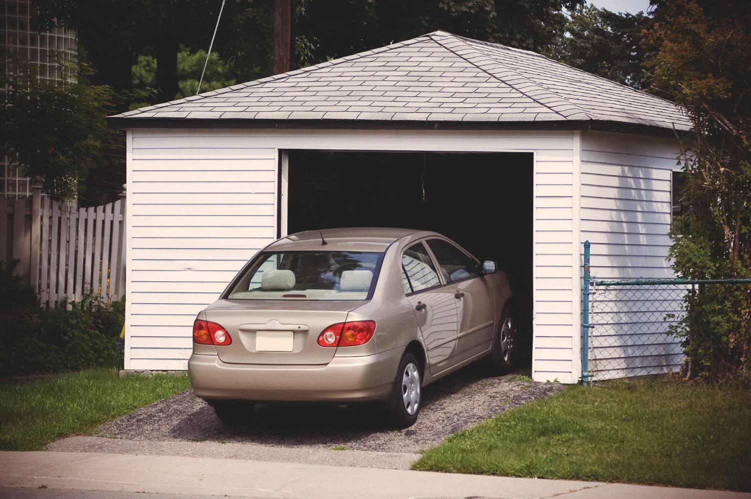 Лучшие гаражи интерьер