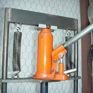 Samodelnyj press dlya garazha svoimi rukami