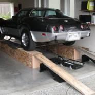 estokada v garazhe