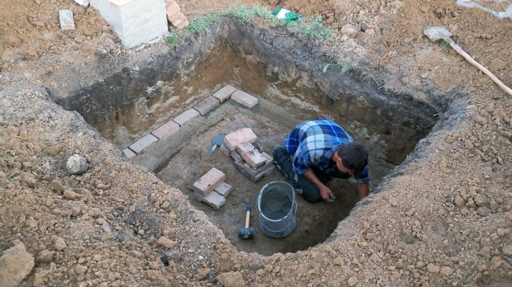Овощная яма своими руками в огороде 184