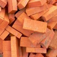 Кирпич является самым популярным стройматериалом