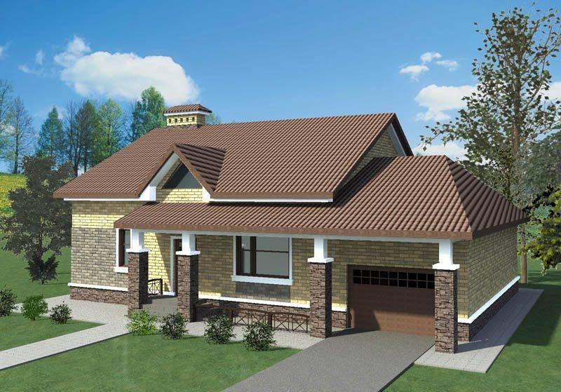 Проект красивейшего дома