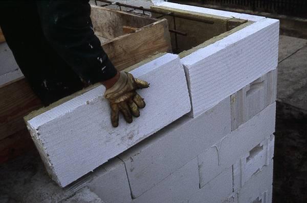 Возведение стен своими руками