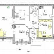 primer-standartnogo-proekta-doma-s-garazhom