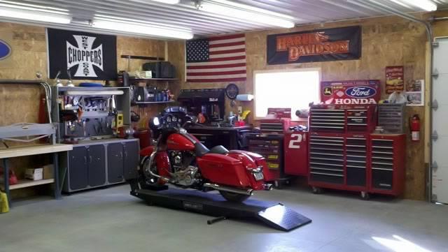 Обслуживание мотоцикла должно быть регулярным