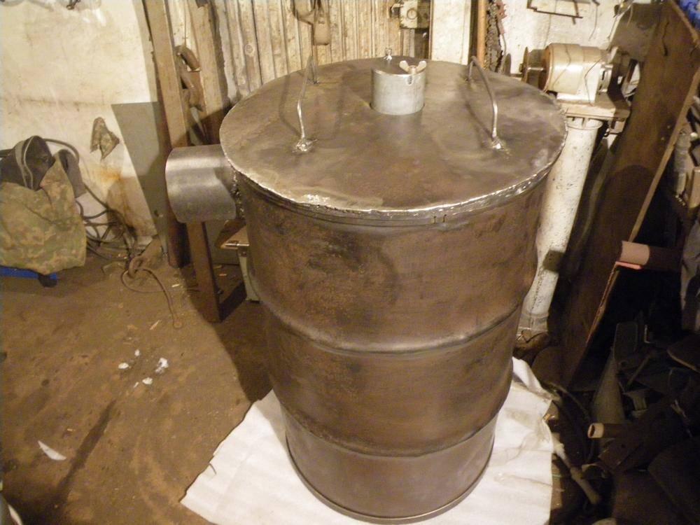 Самодельная печь может быть эффективнее заводской